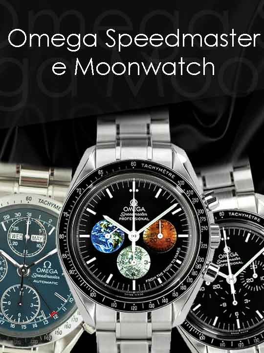 Omega Speedmaster - Moonwatch
